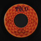 JOE CUBA: Oh Yeah! / Sock It To Me 45 Soul