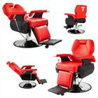 4X Recline Heavy Duty Salon Hydraulic Barber Chair Spa All Purpose Haircut Shop