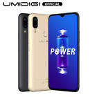 "Umidigi Power Android 9.0 Smartphone 6.3"" 4gb 64gb 4g Lte Factory Unlocked New"