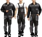 Workwear Coveralls New Mechanic Overalls Jumpsuit Outfit Pants Suspender Protect