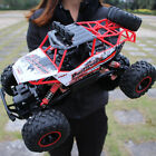 4WD RC Monster Truck Off-Road Vehicle 24G Remote Control Buggy Crawler Car 112