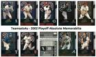 2002 Playoff Absolute Memorabilia (1-150) Baseball Set *Pick Team *See Checklist on Ebay