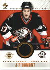 2001-02 (SABRES) Private Stock Game Gear #10 J-P Dumont