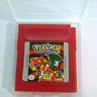 Pokemon Game Cards For GB GBC GBA Game Boy Color Game Cards US Version