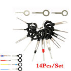 Universal 14Pcs/Set Car Motorcycle Wiring Connector Terminal Removal Puller Tool