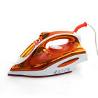 1200W Electric Steam Iron Clothes Fabric Laundry Steamer Handheld Portable Home photo