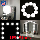 LED Bulbs for Mirror 110V 220V USB Lamp Light Makeup Cosmetic Brightness Kit US