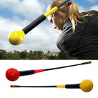 Warm Up Golf Club Swing Trainer Strength Tempo Training Practice Stick Aid Too