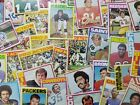1972 Topps Football - Cards #177-351 * Set Break - Choose From The List $1.0 USD on eBay