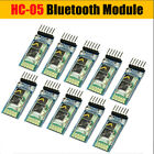 3x HC 05 6 Pin Wireless RF Transceiver Bluetooth Module Serial RS232 TTL Arduino