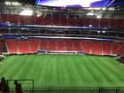 4 Midfield Tickets Atlanta Falcons vs New Orleans Saints 11/28