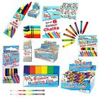Party Loot Bag Fillers - Stationery Crayons Pencils Stickers Toys Gifts Birthday