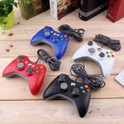 Wired Game Controller Gamepad Joystick For Microsoft Xbox 360 & PC Original