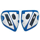 Sidi Crossfire Shin Deflector Mens Boots Motocross Boot Spares - Blue One Size