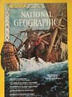 National Geographic January 1971 Thor Heyerdal's  The Voyage of RAII