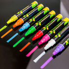 8 Colors Liquid Chalk Markers Erasable Chalkboard Pen for Blackboard or Glass