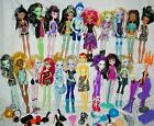 Monster High Doll Lot 20 dolls, parts, tlc, clothes, shoes, furniture