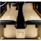 Suitable for car mat Acura TL MDX RDX RLX TLX TSX 2005-2020 luxury customization
