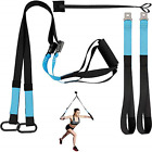 Resistance Training System Home Gym Fitness Trainer Super Sturdy Straps Exercise
