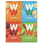 "WW Potato Savory Crunchy Snack Variety Pack - Barbecue, Chili Lime, Mac "" Cheese"