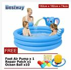Elephant Three-Ring Water Spray Inflatable Pool Kid Swimming Pool Outdoor indoor
