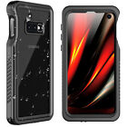 Galaxy S10/s10+/S10e Note 8 9 S8/S8+/S9/S9+/S7 Waterproof Military Gorilla Case