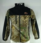Chicago Bears NFL Realtree Men's Camo Full-Zip Soft Shell Jacket on eBay