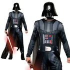Uomo Darth Vader Adulti Costume Star Wars Villain Sci Fi Adulti Costume Completo
