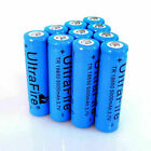 UltraFire 18650 Battery 5000mAh Li-ion 3.7V Rechargeable For LED Flashlight Lot