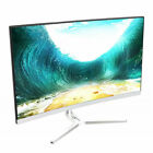 Open Box VIOTEK NB24C 24'' LED Curved Monitor with Speakers Bezel-Less Display