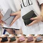 Mini Women's  Leather Tassel Wallet Clutch Coin Purse Card Holder Small Handbag