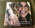 KIRSTY & RONAN KEATING BOYZONE PROMO CD SEND OUT A MESSAGE TO THE WORLD