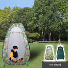 Portable Outdoor Pop-up Tent for Toilet Dressing Shower Room Privacy Shelter