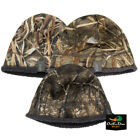 NEW BROWNING WICKED WING HIGH PILE FLEECE CAMO BEANIE - BUCKMARK LOGO SKULL CAP