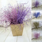 Christmas Glitter Dried Branch Artificial Plastic Flowers Home Party Decoration