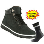 JCB 4CX Safety Work Boots Black Men's Steel Toe Cap Shoes Authorised JCB Outlet