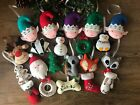 Handmade Felt Christmas Decorations Christmas Tree Hanging Ornaments