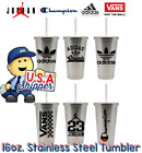 New 19oz Tumbler Cup Champion ▪ Vans ▪ Adidas ▪ Jordan Shoes Sports Mens Womens