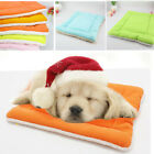 45*36*3cm Dog Mattress Washable Thick Cage Crate Pet Puppy Travel Mat Soft UK