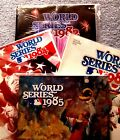 World Series Programs MLB Fall Classic Pick Your Year jmc-jmc2
