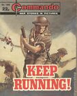 Commando War Stories in Pictures #1898 FN 6.0 1985 Stock Image image