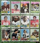 1975 Topps Football - Cards #353-527 - Set Break - Choose From The List (3 of 3) $1.0 USD on eBay