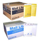 PADDED BUBBLE BAGS ENVELOPES GOLD POSTAL STRONG CHEAP MAIL BAGS - B00 120x210m
