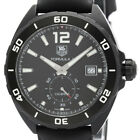 TAG HEUER Fomula 1 Calibre 6 Steel Rubber Automatic Mens Watch WAZ2112 BF340845