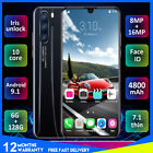 P36 Pro 6.3 Inch Smart Phone Water Drop Screen Android Os 9.1 Dual Sim 10 Core