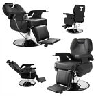 US Hydraulic Barber Chair Salon Spa Shampoo Beauty Styling Equipment Black