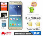 ✅new 4g 16gb Samsung Galaxy J5 J500 Dual Sim Unlock Android Smart Phone Uk Stock