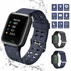 Waterproof Bluetooth Sport Smart Watch Heart Rate/Blood Pressure For IOS Android