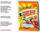 Peanut Butter Breath Flamegrowerz 3.5 7g Mylar Smell Proof Bags (5-128) Bags