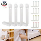 4pcs Bed Sheet Fasteners Mattress Cover Gripper Fix Clip Fastener Peg Holder Set image